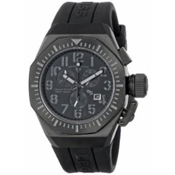 【当店1年保証】スイスレジェンドSwiss Legend Men's 10540-BB-01-GRYA Trimix Diver Chronograph B