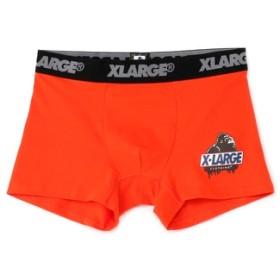 X-LARGE スナックボクサーブリーフ メンズ オレンジ