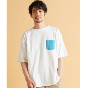 [マルイ]【セール】タイダイポケット半袖T/モルガンオム(MORGAN HOMME)