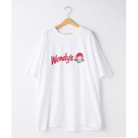 グリーンレーベルリラクシング ★SC WENDY'S ショートスリーブ Tシャツ レディース WHITE XL 【green label relaxing】