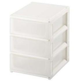10%OFFクーポン対象商品 収納ケース ポスデコ A5サイズ 浅型3段 カラーボックス用 クーポンコード:KZUZN2T