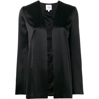 Galvan サテン イブニング ジャケット - ブラック