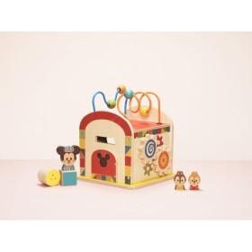 KIDEA BUSY BOX(キディアビジーボックス) ミッキー&フレンズ【送料無料】