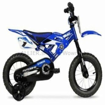 "BMX 12インチヤマハモトチャイルドBMXバイク  12"" Yamaha Moto Child's BMX Bike"