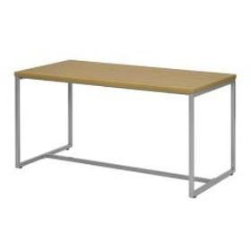 応接テーブル スチール製 ループ脚テーブル 幅110cm