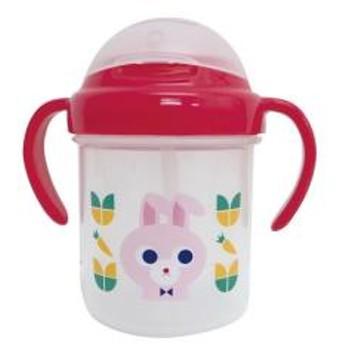 ストローボトル 日本製 ヤミー 赤ちゃん ウサギ