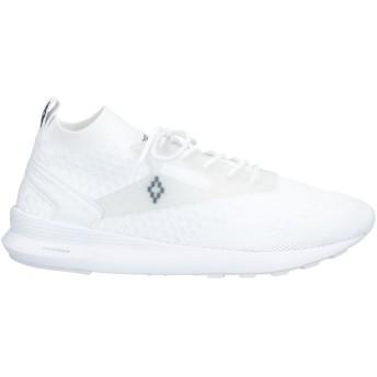 《セール開催中》REEBOK メンズ スニーカー&テニスシューズ(ローカット) ホワイト 7 紡績繊維