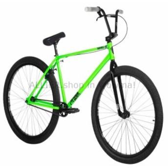 """BMX 2019 SUBROSA MALUM DTT 26 """"BMXクルーザー自転車バイクシャドウSE SLIMEグリーン  20"""