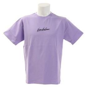 VISION ロゴ 半袖Tシャツ 9523119-75LAV (Men's)