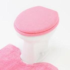 トイレフタカバー カラーショップ 兼用タイプ ライトピンク