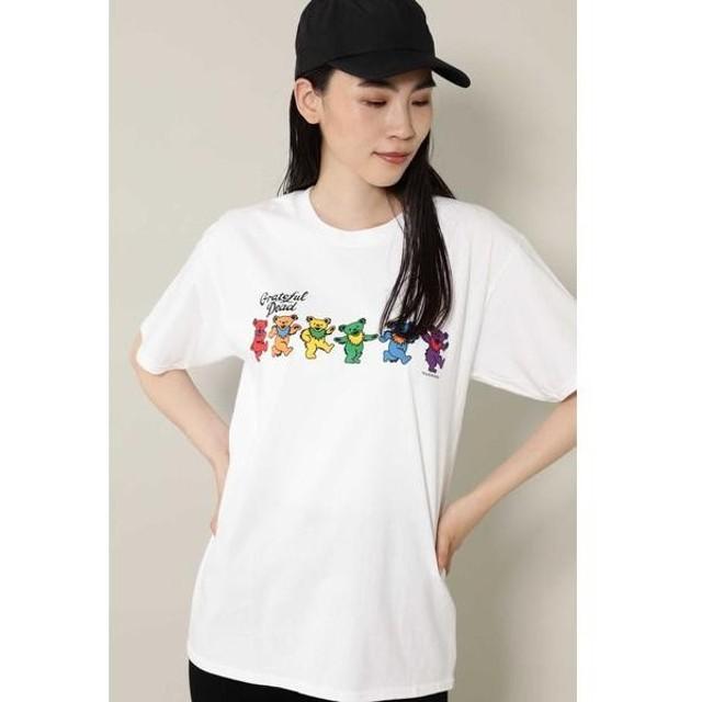 ROSE BUD / ローズ バッド プリントTシャツ