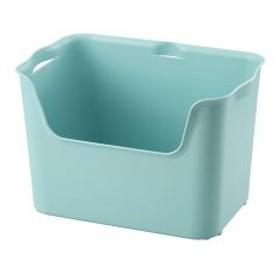 収納ボックス カタス L カラーボックス インナーボックス 引き出し ブルー【クーポンコード: PTSBARW】