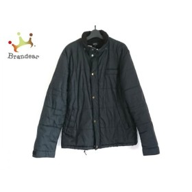 アーペーセー A.P.C. ダウンジャケット サイズ2 M メンズ 黒 冬物/中綿 新着 20190522