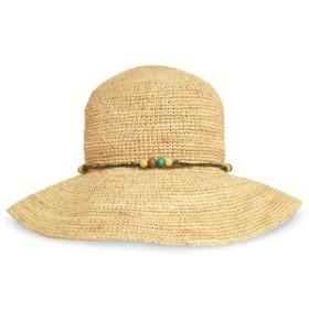 サンデー アフタヌーンズ 帽子・防寒・エプロン ルシアハット レディース  ワンサイズ  256(ナチュラル)