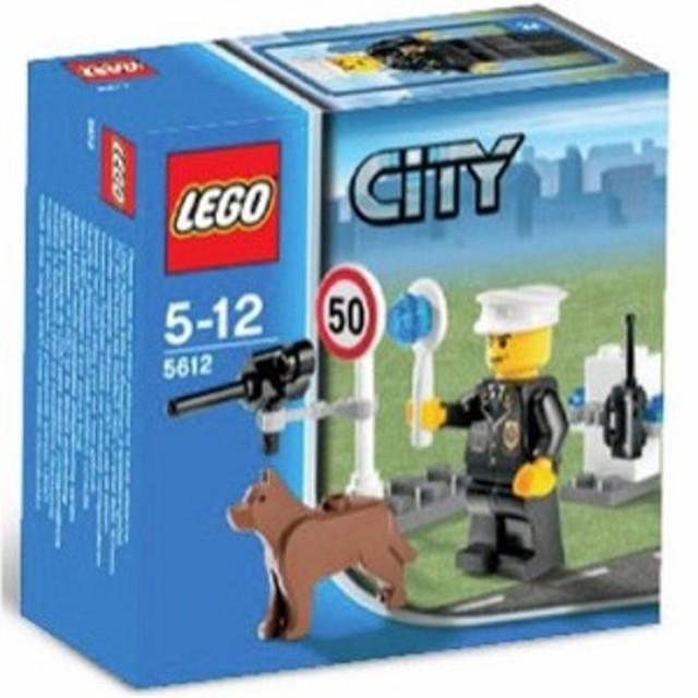 レゴLego City Set #5612 Exclusive Mini Figure Police Officer