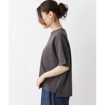 Tシャツ - Cutie Blonde 刺しゅうロゴTシャツ
