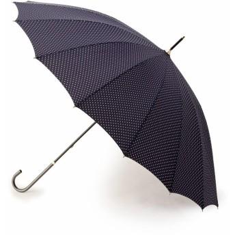 ITS' DEMO(イッツデモ) 晴雨兼用 ドット柄長傘