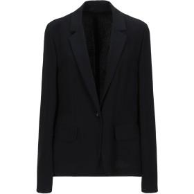 《期間限定セール開催中!》I BLUES レディース テーラードジャケット ブラック 44 トリアセテート 71% / ポリエステル 29%