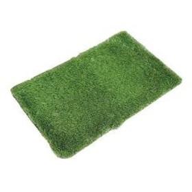 玄関マット 屋外 GRASS MAT RECT