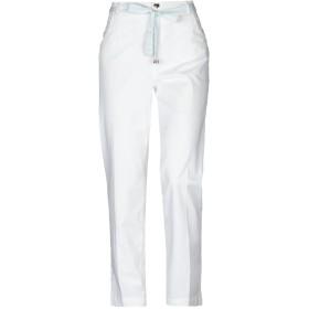 《セール開催中》TWINSET レディース パンツ ホワイト XS テンセル 97% / ポリウレタン 3%