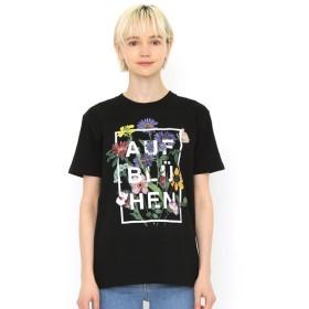 [マルイ] 【ユニセックス】Tシャツ/プレスドフラワー/グラニフ(graniph)