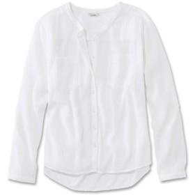 ジャパン・フィット コットン・クリンクル・シャツ、長袖/Japan Fit Cotton Crinkle Shirt Long-Sleeve