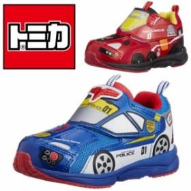 トミカ TOMICA 10569 10570 ハイパーポリス ハイパーレスキュー 子供靴 スニーカー シューズ こども靴 スニーカー 【Y_KO】