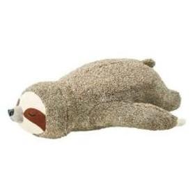 抱き枕 ぬいぐるみ フラッフィーアニマルズ 寝そべり抱きまくらL ノンノン