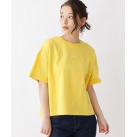 SHOO・LA・RUE/Cutie Blonde(シューラルー) 刺しゅうロゴTシャツ