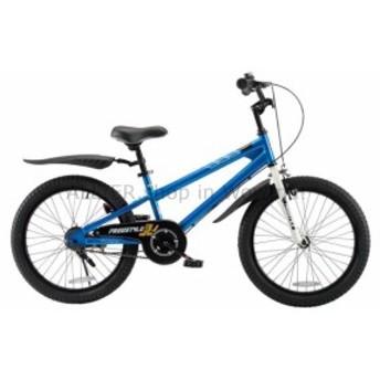 BMX Royalbaby BMXフリースタイル男の子女の子自転車自転車サイクリングキッズ20インチホイールブルー  Royalb