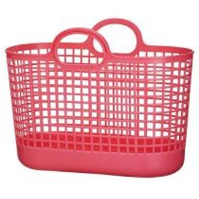 バスケット かご スカンジナビアスタイル タウンバスケット ピンク