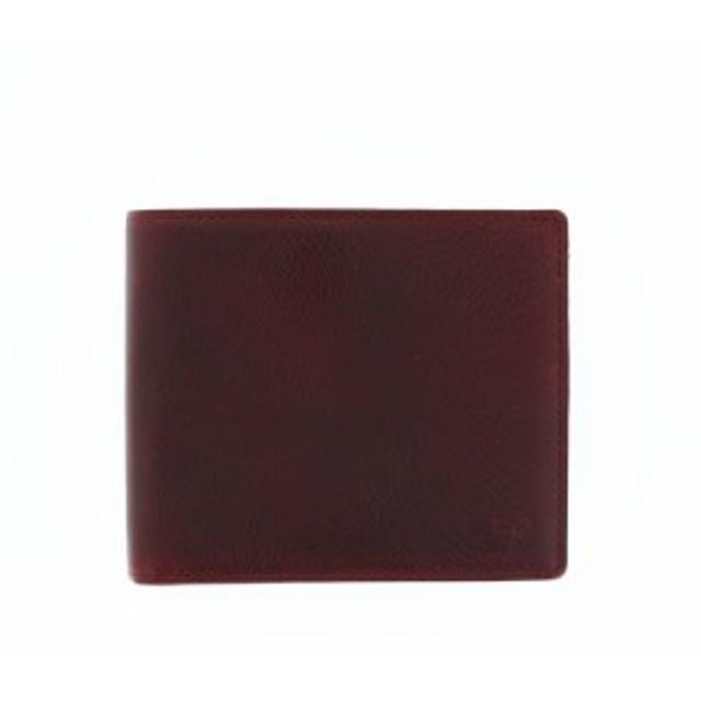 ffef4dc2ffbd オロビアンコ Orobianco ソリッドシリーズ 二つ折り財布 小銭入れ付 ロゴ刻印 型押しレザー メンズ