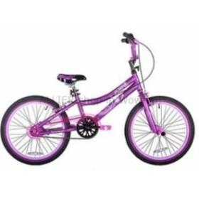 "BMX 20 ""ケント2クールガールズBMXバイク、サテンパープル  20"" Kent 2 Cool Girls' BMX Bik"