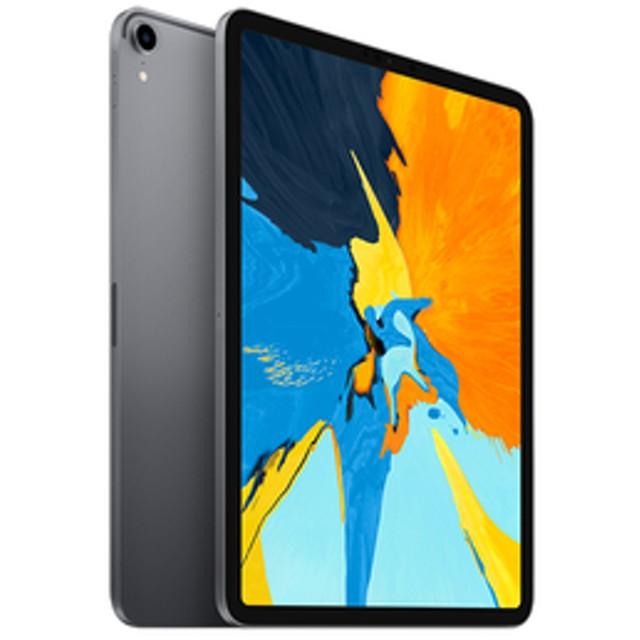 Apple11インチiPad Pro Wi-Fi 256GBスペースグレイMTXQ2J/A