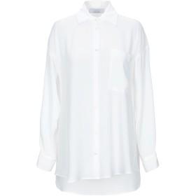 《期間限定 セール開催中》KAOS レディース シャツ ホワイト 38 ポリエステル 100%