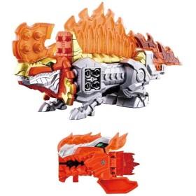 バンダイ 騎士竜戦隊リュウソウジャー 騎士竜シリーズ06 DXディメボルケーノ おもちゃ