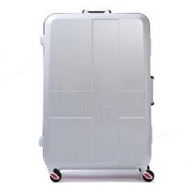 ギャレリア イノベーター スーツケース innovator キャリーケース 旅行 INV68(90L 7~10泊程度 Lサイズ) メンズ ホワイト F 【GALLERIA】