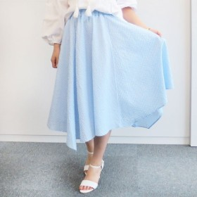 [マルイ] 【WEB限定】ハンカチヘムデザインスカート/ジーラ バイ リュリュ(ファッション)(GeeRA by RyuRyu)