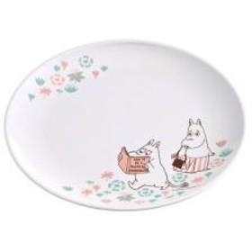 メラミン皿 ムーミン お花畑 お皿