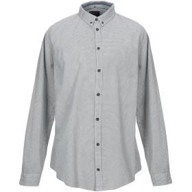 《期間限定セール開催中!》BLEND メンズ シャツ ホワイト XL コットン 100%