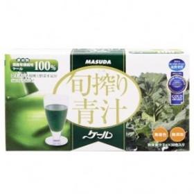 MASUDAの旬搾り青汁ケール(ケール100%青汁)[2019]