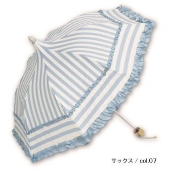 [マルイ] パゴダ傘(Petit felice ミニ折りたたみ傘・UVカット・晴雨兼用・3カラー)/ルミエーブル(Lumiebre)