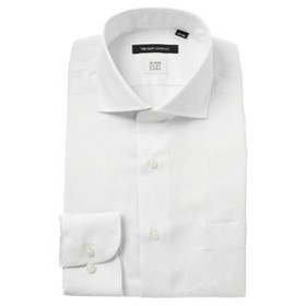 【THE SUIT COMPANY:トップス】【SUPER EASY CARE】ホリゾンタルカラードレスシャツ ストライプ 〔EC・BASIC〕