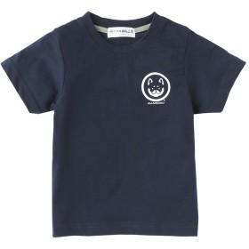 キッズ トドラー男児 わんこ堂半袖Tシャツ
