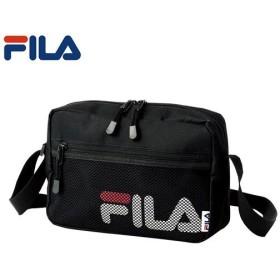ショルダーバッグ(FILA) - セシール ■カラー:ブラック