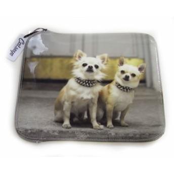 i Pad タブレットケース 仲良しチワワ [Catseye][犬グッズ 犬雑貨]犬・ドッグ・イヌ・チワワ