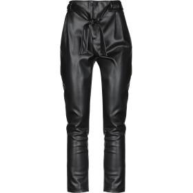 《期間限定セール開催中!》SIMONA-A レディース パンツ ブラック L ポリエステル 90% / ポリウレタン 10%
