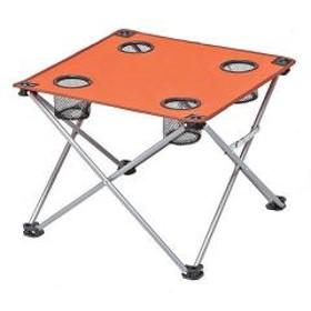 10%OFFクーポン対象商品 折り畳みテーブル ワンタッチレジャーテーブル クーポンコード:KZUZN2T