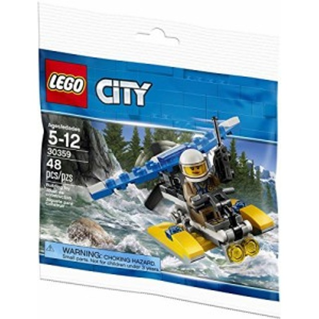 レゴLEGO City Police Water Plane 30359