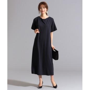 FeteROBE フェテローブ バックツイストドレス